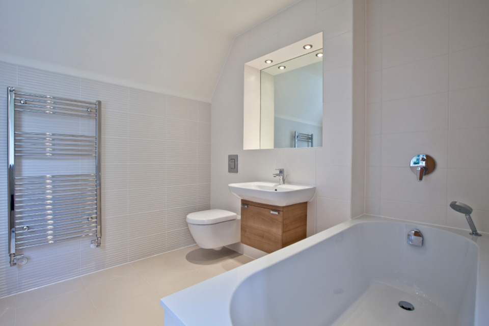 London Bathroom Design Installation