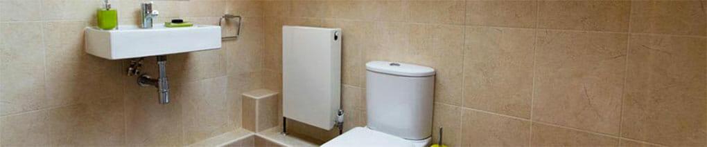 Installing a bathroom